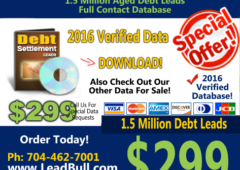 debt-leads-database